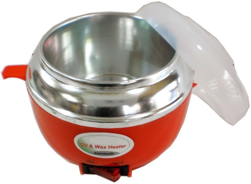 colors Oil and Wax Heater(Red)