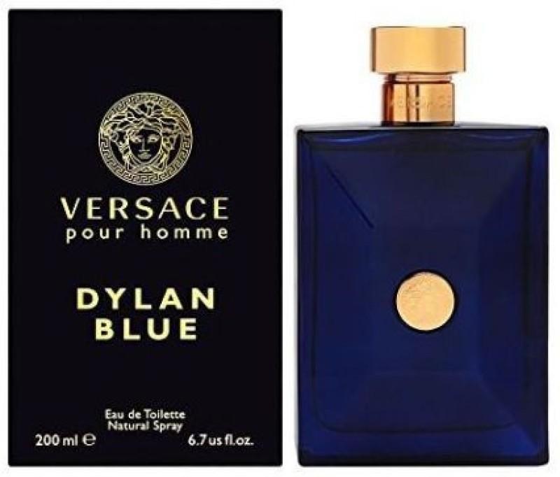 Versace Dylan Blue Eau de Toilette - 200 ml(For Men)