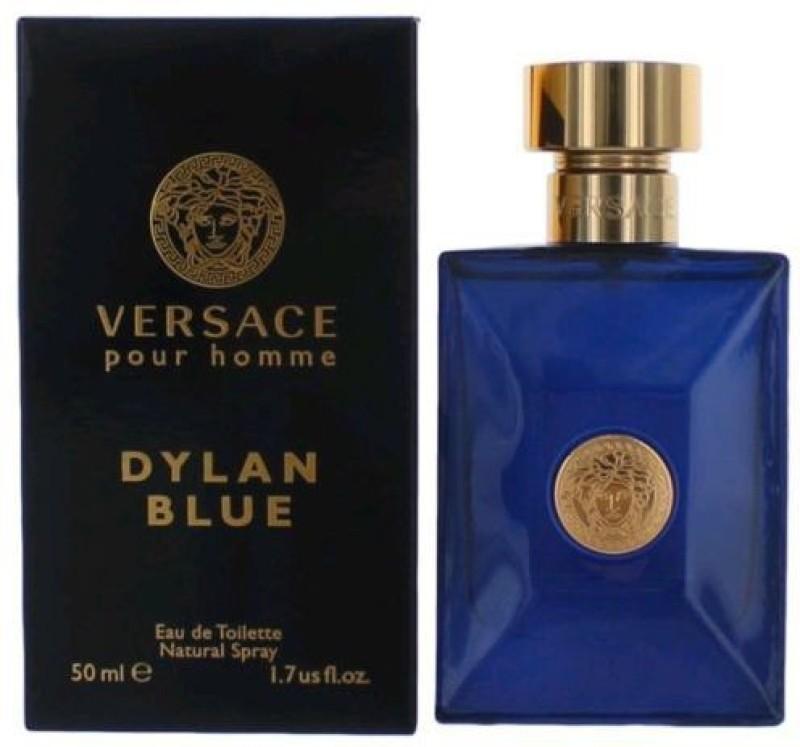 Versace Dylan Blue Eau de Toilette - 50 ml(For Men)