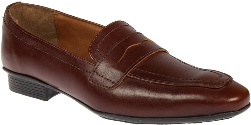 Knotty Derby Arthur Loafer Slip On For Men(Brown)