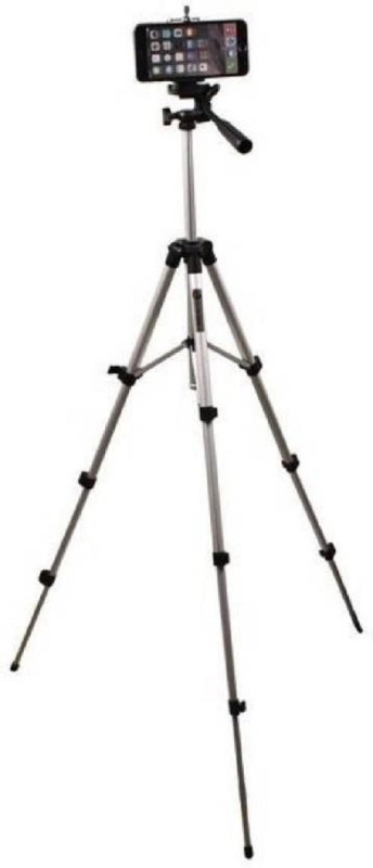 Mezire 3.5 Feet Big Tripod For SLR Camera & Mobile Phone Selfie...