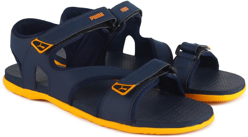 Flipkart - Sandals & Slippers  Puma, Woodland & more
