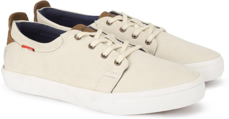 Levis Loch Sneakers For Men(Beige, Tan)