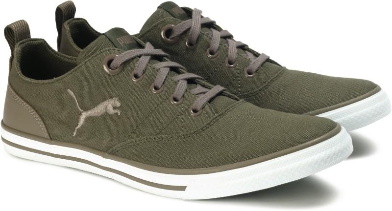 Puma Slyde DP Sneakers(Olive)