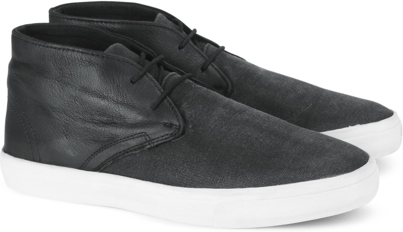 Levis Justin Hawker Sneakers For Men(Black)