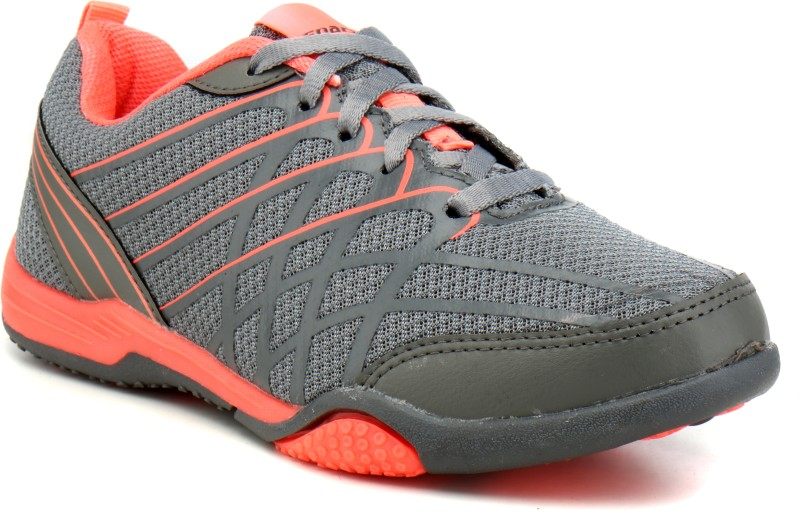 Sparx SL-100 For Women(Grey, Orange)