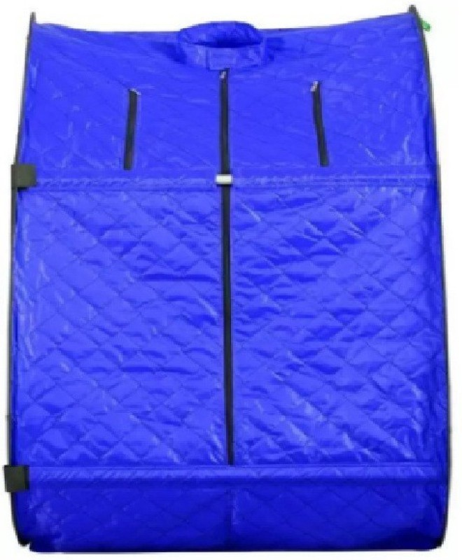 VIVAAN Perfect Full-Body Covering Portable Steam Sauna Bath Portable Steam Sauna Bath(Blue)