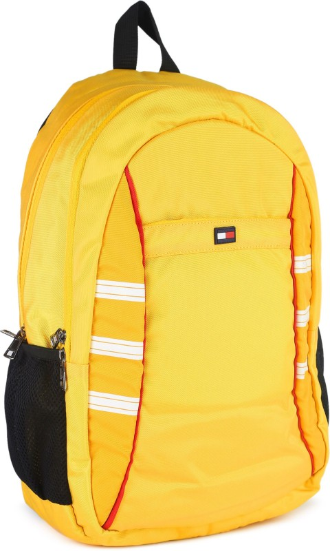 Tommy Hilfiger THBPK-04EDW 24 L Backpack(Yellow)