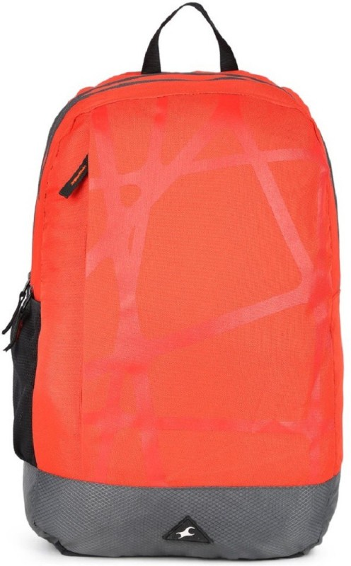 Fastrack A0635NBK01 23 L Backpack(Black)