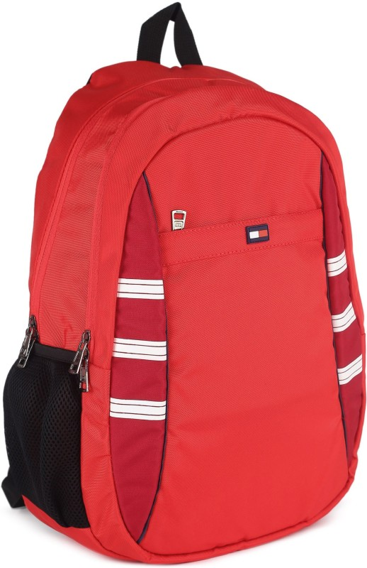 Tommy Hilfiger THBPK-06SS 24.5 L Backpack(Red)