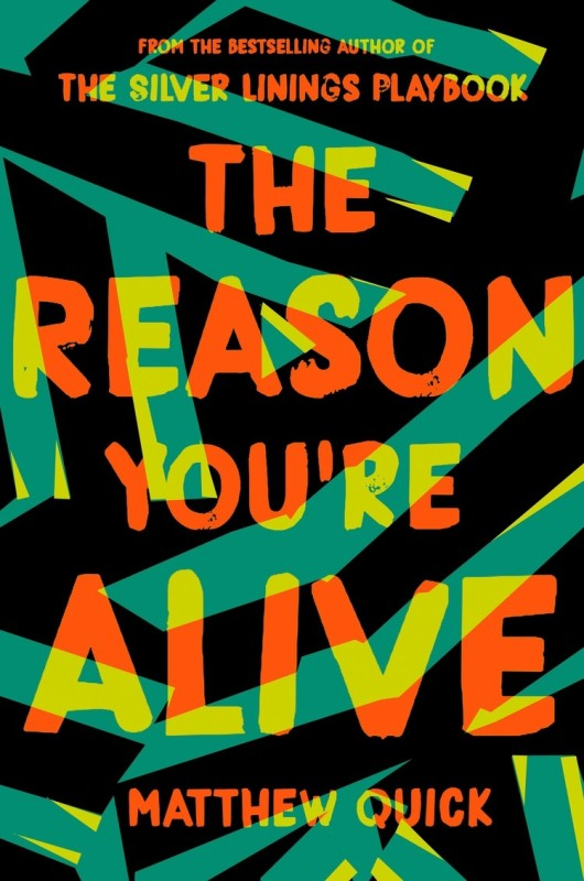 The Reason You're Alive(English, Paperback, Quick Matthew)