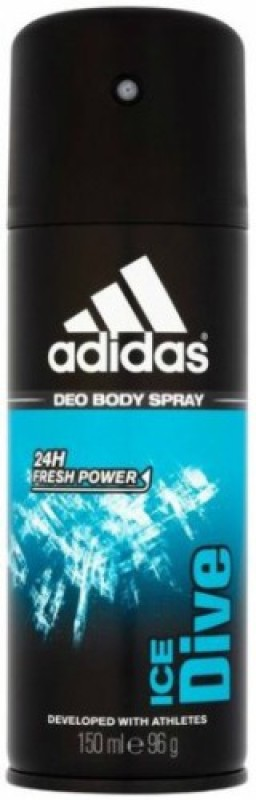 ADIDAS One Ice Dive Combo Set Body Spray - For Men(150 ml)