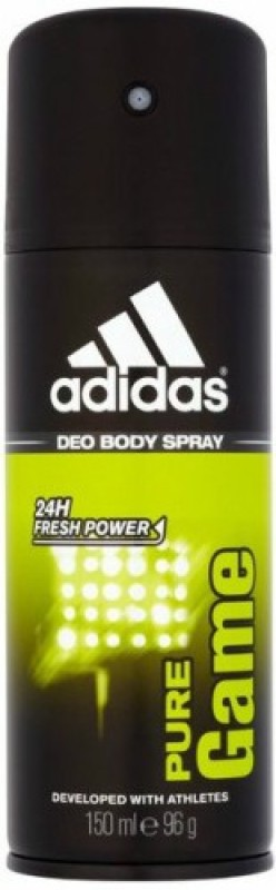 ADIDAS One Pure Game Combo Set Body Spray - For Men(150 ml)