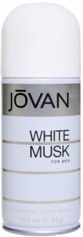 Jovan One White Musk Combo Set Body Spray - For Men(150 ml)