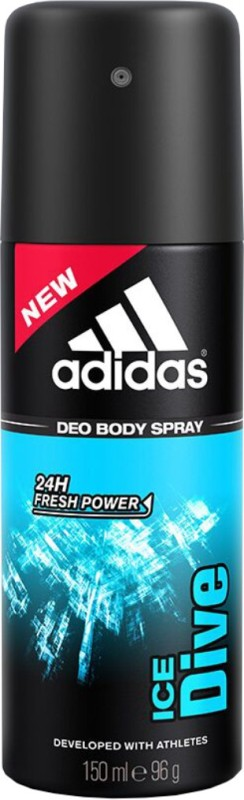 ADIDAS Male Ice Dive Deodorant Spray - For Men(150 ml)