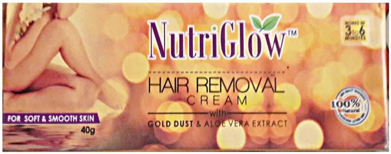 NutriGlow hair removal Cream(40 g)