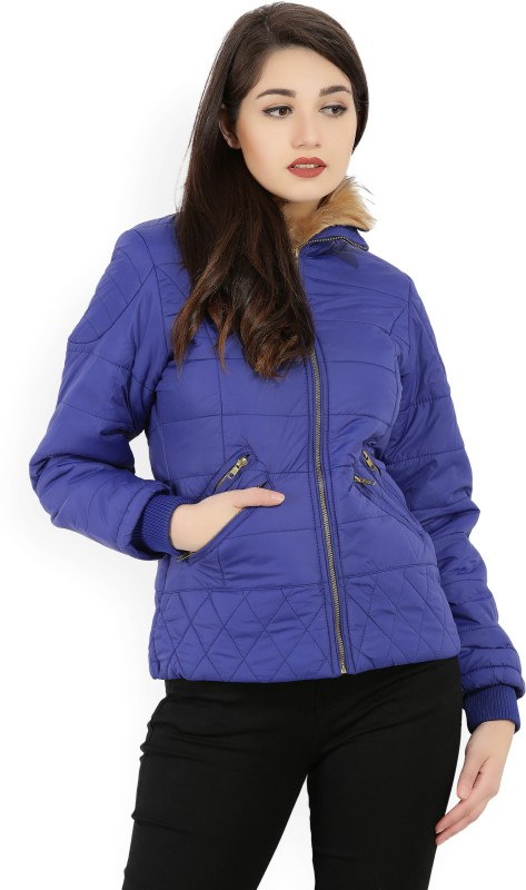 Fort Collins Full Sleeve Solid Womens Jacket