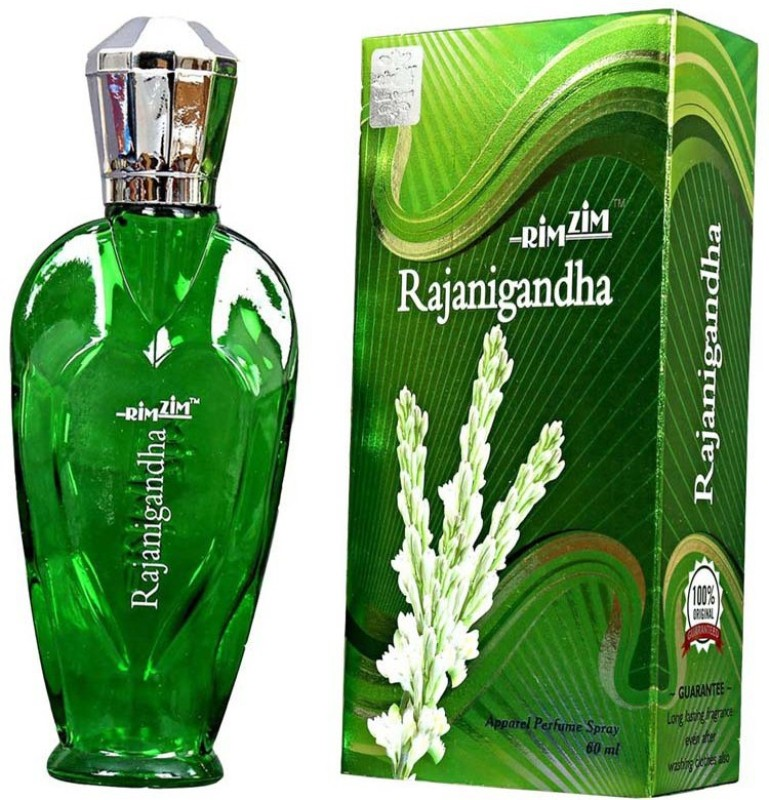 RimZim Rajnigandha Perfume  -  60 ml(For Men & Women)