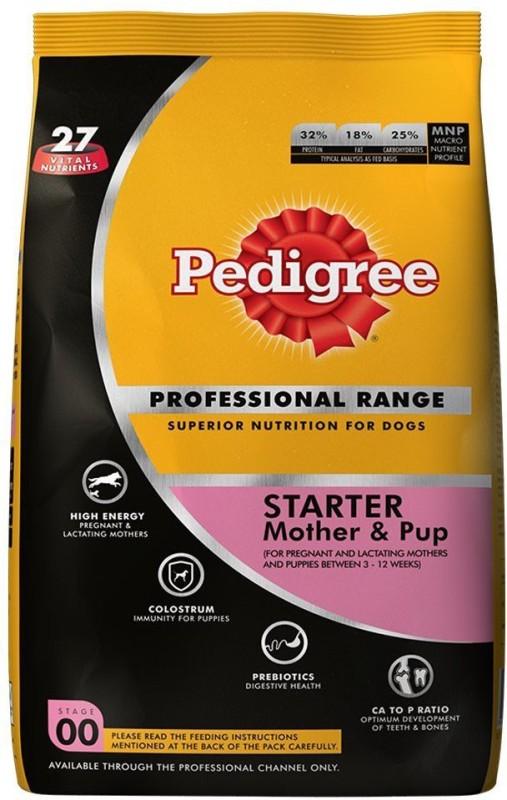 Pedigree Pedigree Professional Starter Mother & Pup 3 kg Dry Dog Food