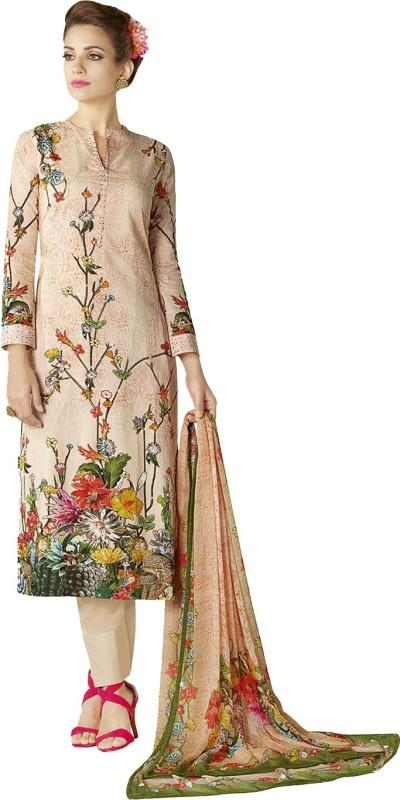 Viva N Diva Floral Print, Printed Kurti & Salwar(Stitched)