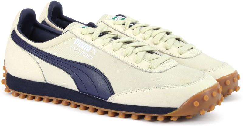 Puma Fast Rider OG Sneakers For Men(Beige)