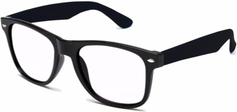BOVC Wayfarer Sunglasses(Clear) image