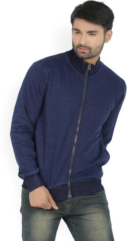 Fort Collins Full Sleeve Solid Mens Sweatshirt