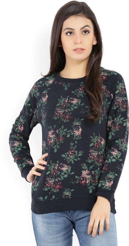U.S. Polo Assn Full Sleeve Printed Womens Sweatshirt