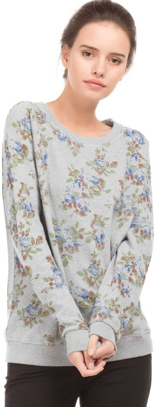 U.S. Polo Assn Full Sleeve Printed Women Sweatshirt