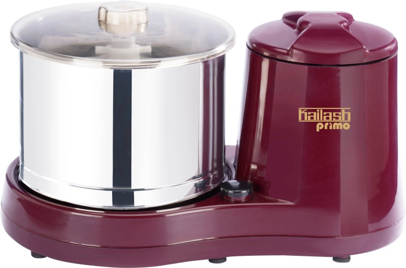 Kailash Primo Wet Grinder(Red)