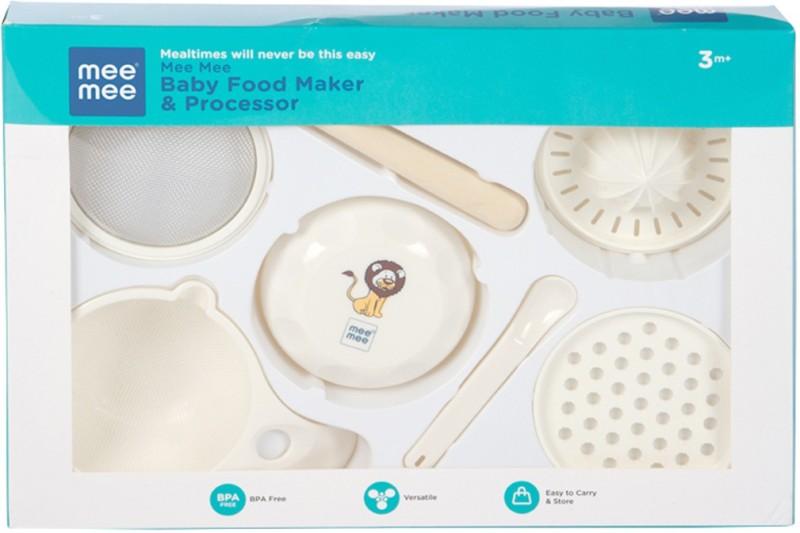 MeeMee Baby Food Maker & Processor(Beige)
