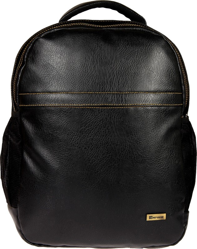 Impulse Gear Black 24 L Backpack(Black)