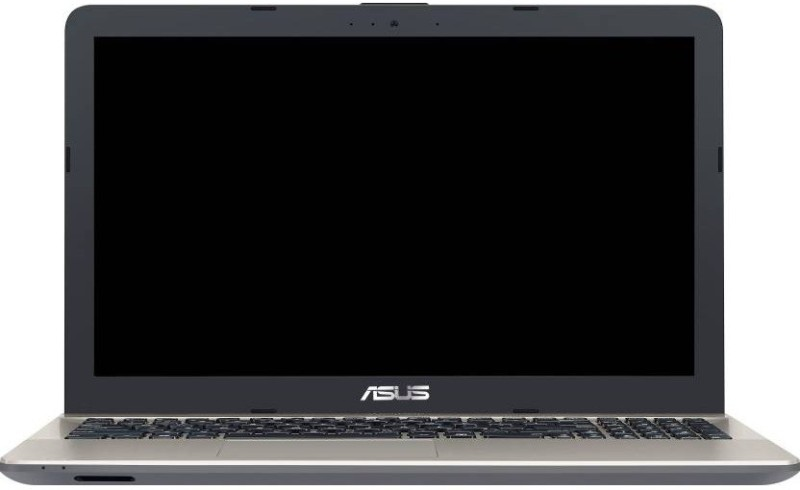 Asus X Series Pentium Quad Core 7th Gen - (4 GB/1 TB HDD/DOS) X541NA-GO121 Laptop(15.6 inch, Black, 2 kg) image