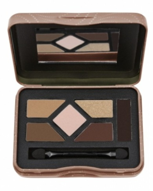 L.A. Girl Cosmetics Collection Inspiring Eyeshadow Palette 6 g(Naturally Beautiful)