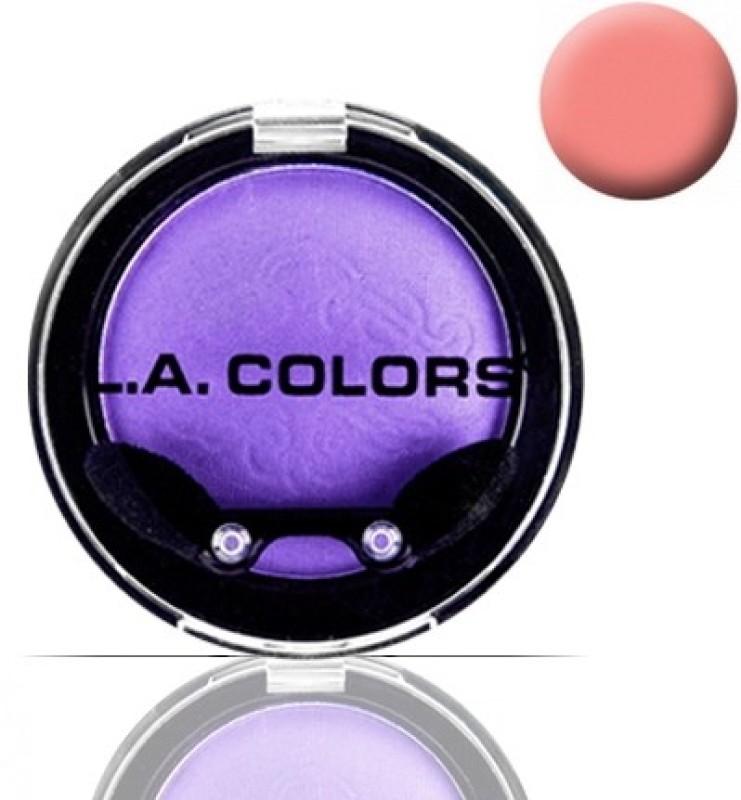 L.A. Colors La Color Eyeshadow Pot 6.5 g(Just Peachy)