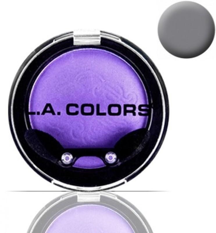 L.A. Colors La Color Eyeshadow Pot 6.5 g(Charcoal Gray)