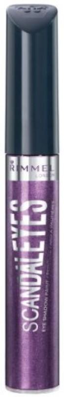 Rimmel London Scandaleyes Shadow Paint 7 ml(Manganese Purple)