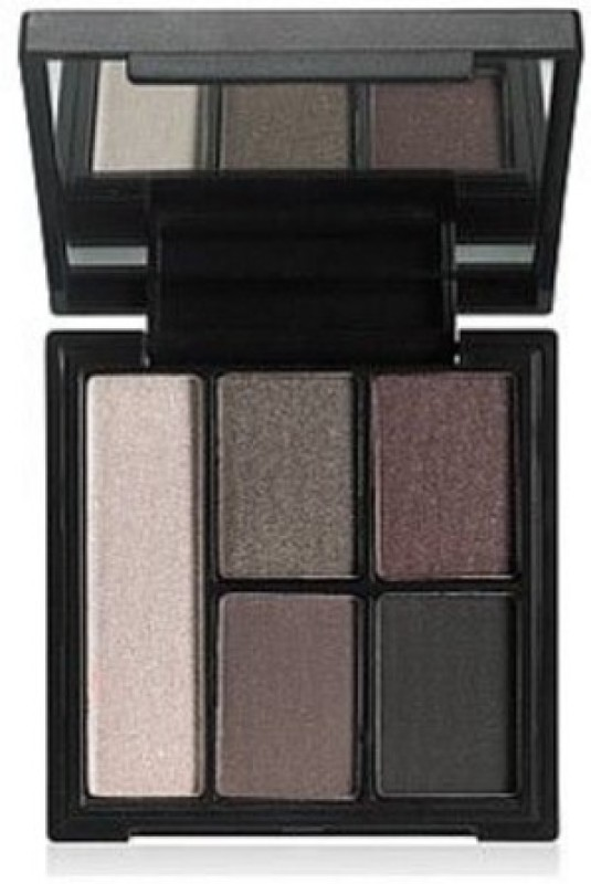 Elf Cosmetics Clay Eyeshadow Palette 75 g(Smoked to Prfection)