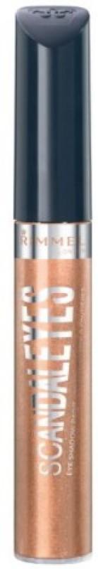 Rimmel London Scandaleyes Shadow Paint 7 ml(Peachy Apricot)