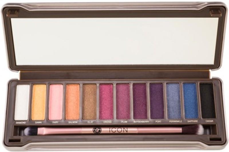Absolute Icon Eyeshadow Palette 16.6 g(Twili)