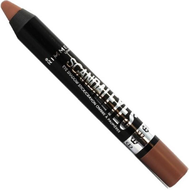 Rimmel London Scandaleyes Eye Shadow Stick 3 g(Trespassing Taupe)
