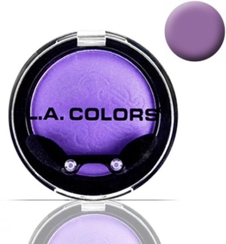 L.A. Colors La Color Eyeshadow Pot 6.5 g(Deep Amethyst)