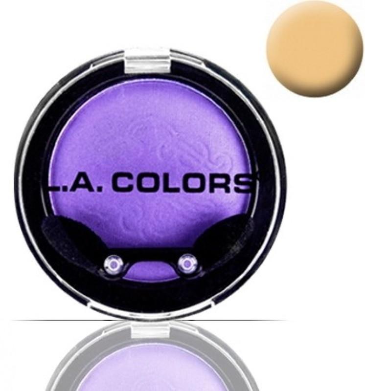 L.A. Colors La Color Eyeshadow Pot 6.5 g(Champagne)