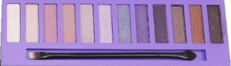 L.A. Girl Cosmetics Collection Beauty Brick Eyeshadow Collection 12 g(Ultra)
