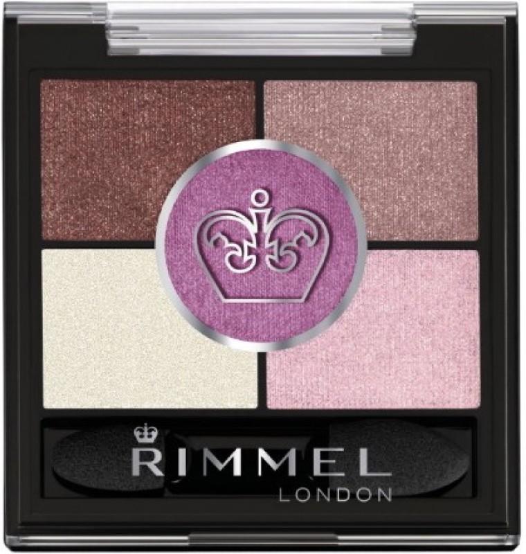 Rimmel London Glam Eyes Hd Eyeshadow 3.8 g(Royal Rose)
