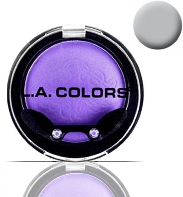L.A. Colors La Color Eyeshadow Pot 6.5 g(Sterling)