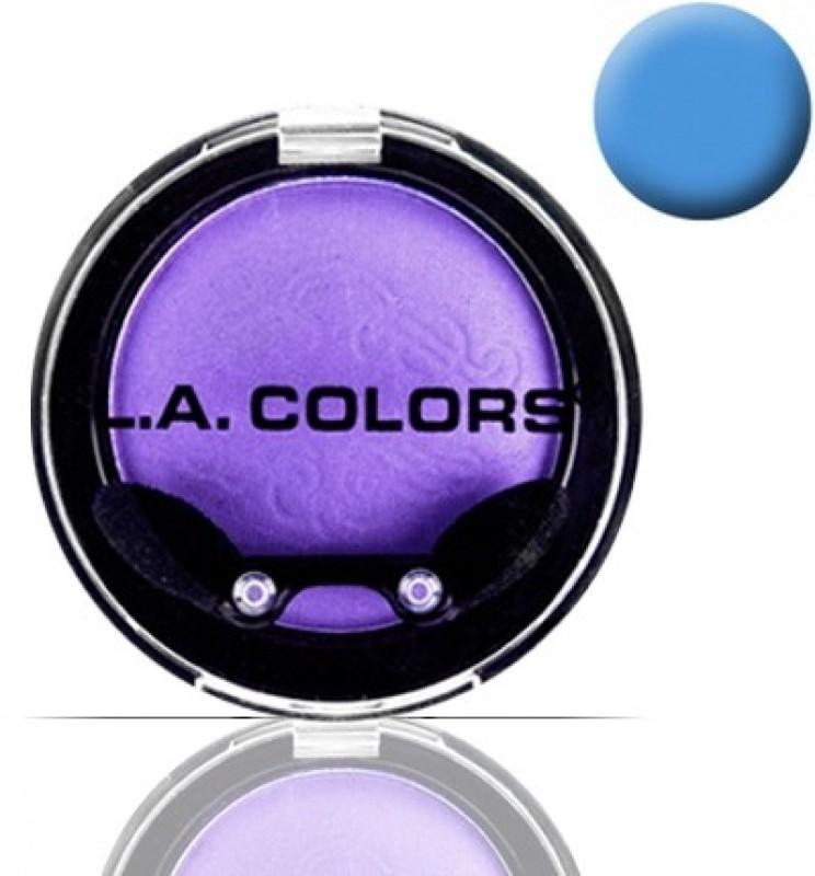 L.A. Colors La Color Eyeshadow Pot 6.5 g(Electric Blue)