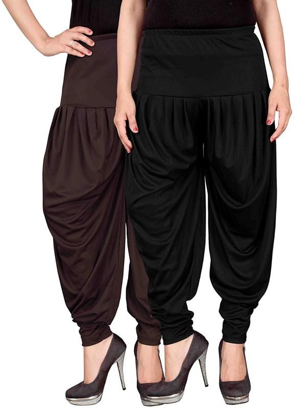 Navyataa Self Design, Solid Lycra Womens Harem Pants