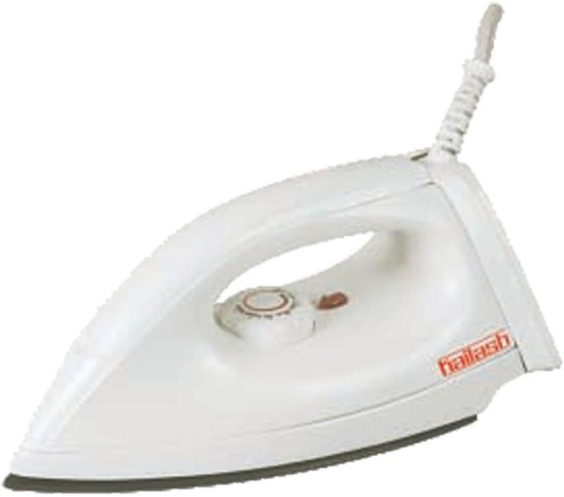 Kailash DRY1000 Dry Iron(White)