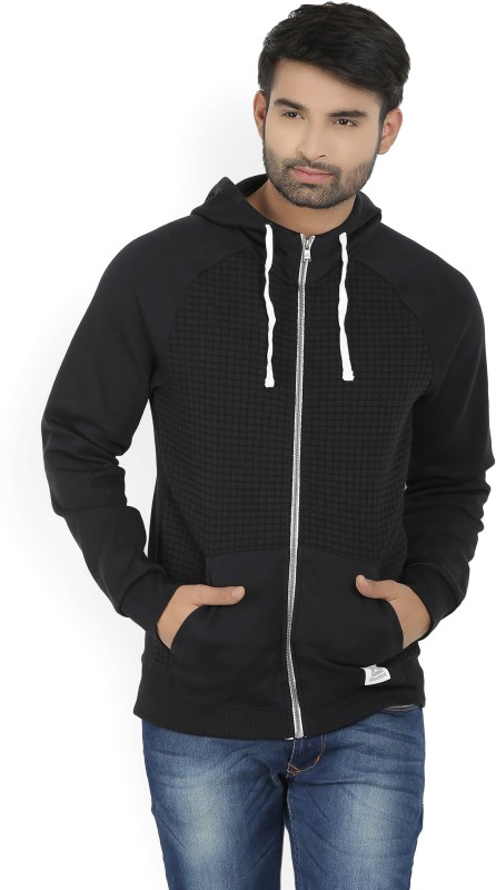 REEBOK Full Sleeve Checkered Men Jacket